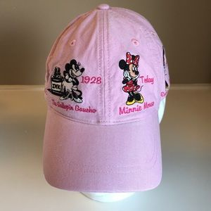 Authentic Disney Land Minnie mouse baseball cap